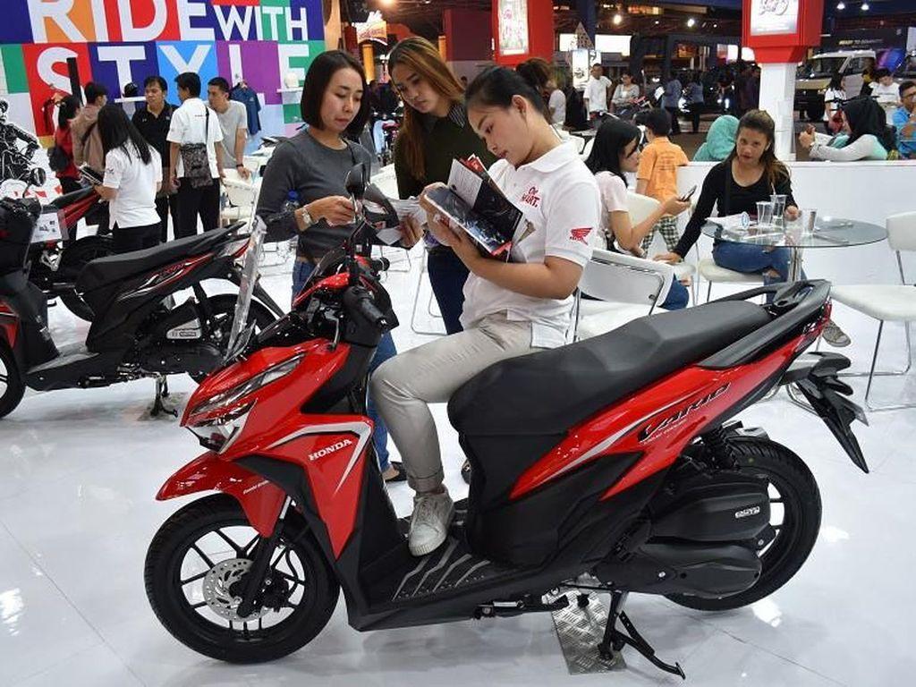 Penjualan Motor Indonesia Naik Terus, Jenis Ini yang Paling Laris