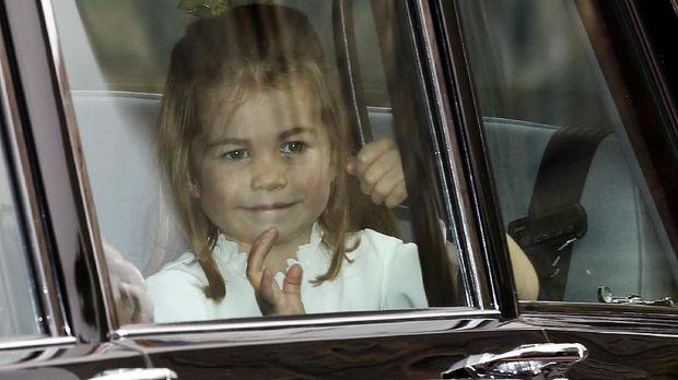 Britain Princess Charlotte