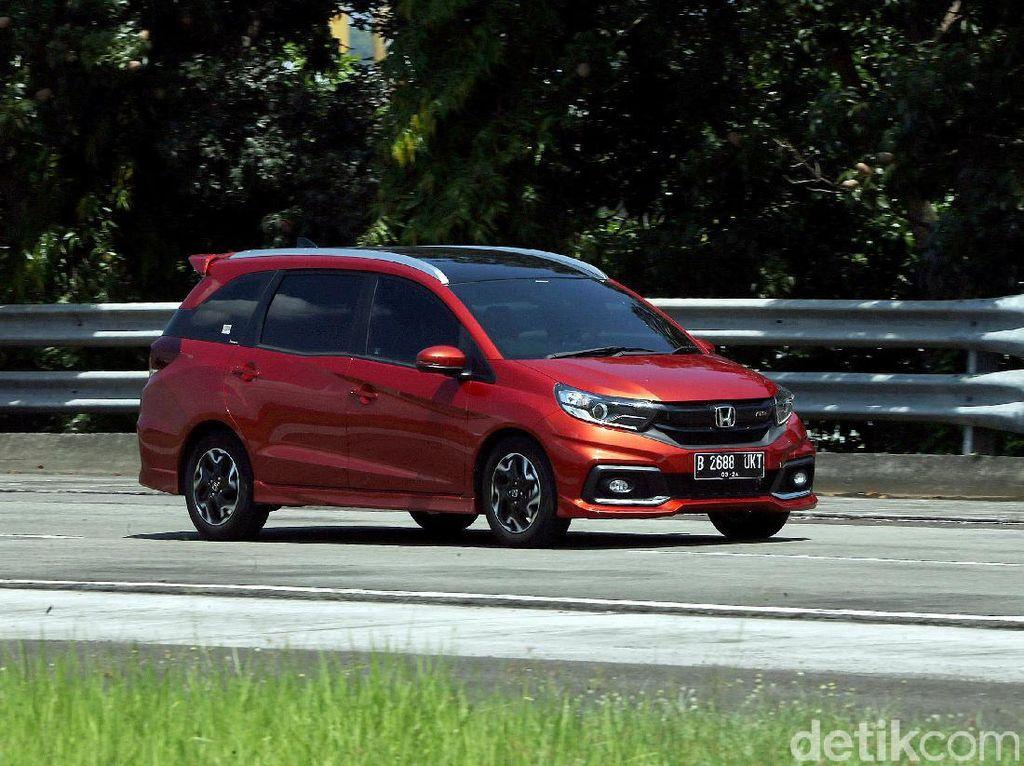 Promo HUT RI, Beli Mobil Honda Gratis Bensin atau Servis