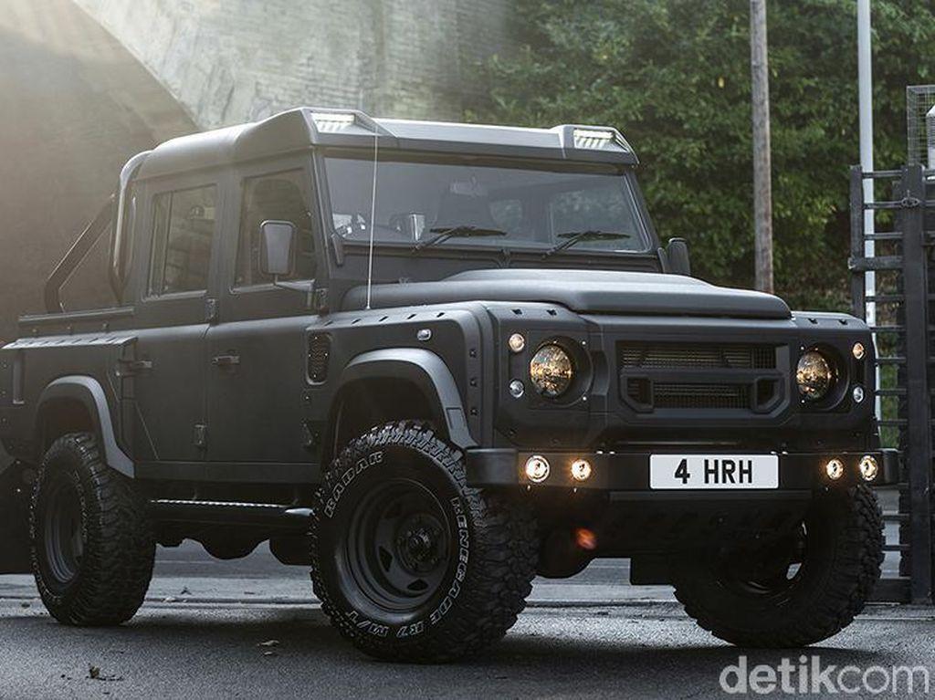 Harga Bekas Land Rover Disebut Bisa Naik 30% dari Harga Baru