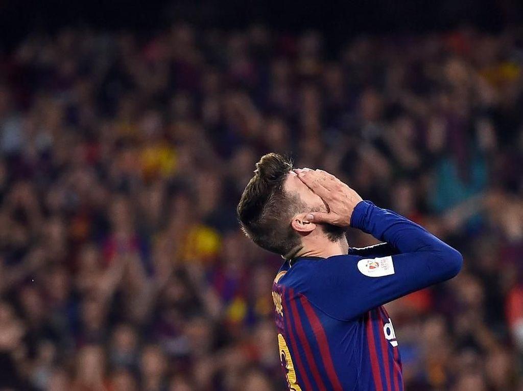 Juara Liga tapi Gagal di Copa del Rey, Musim Barca pun Sedikit Pahit