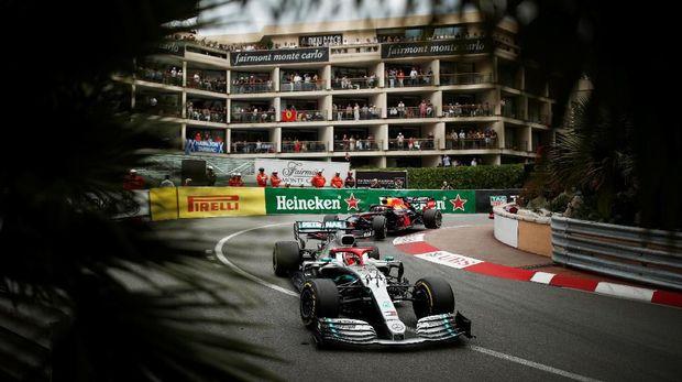 Hasil Kualifikasi F1 GP Jerman: Hamilton Rebut Pole