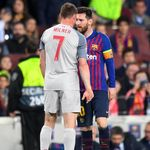 Milner: Messi Tak Senang Dilanggar Lalu Panggil Saya Keledai