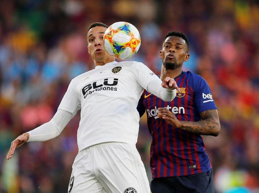 Kalahkan Barcelona, Valencia Juara Copa del Rey