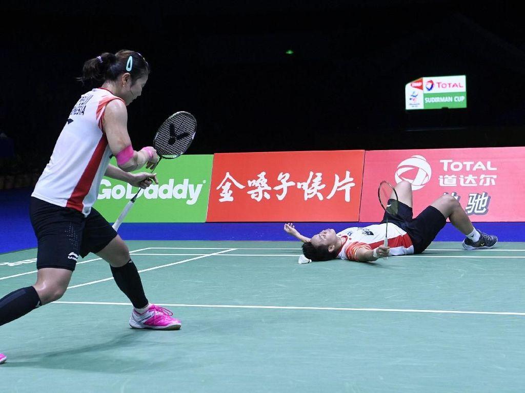 Indonesia Dikalahkan Jepang di Piala Sudirman, Rudy Hartono: Sesuai Perkiraan