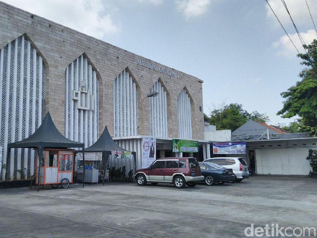 Masjid di Jalur Selatan Ciamis Jadi Rest Area Pemudik
