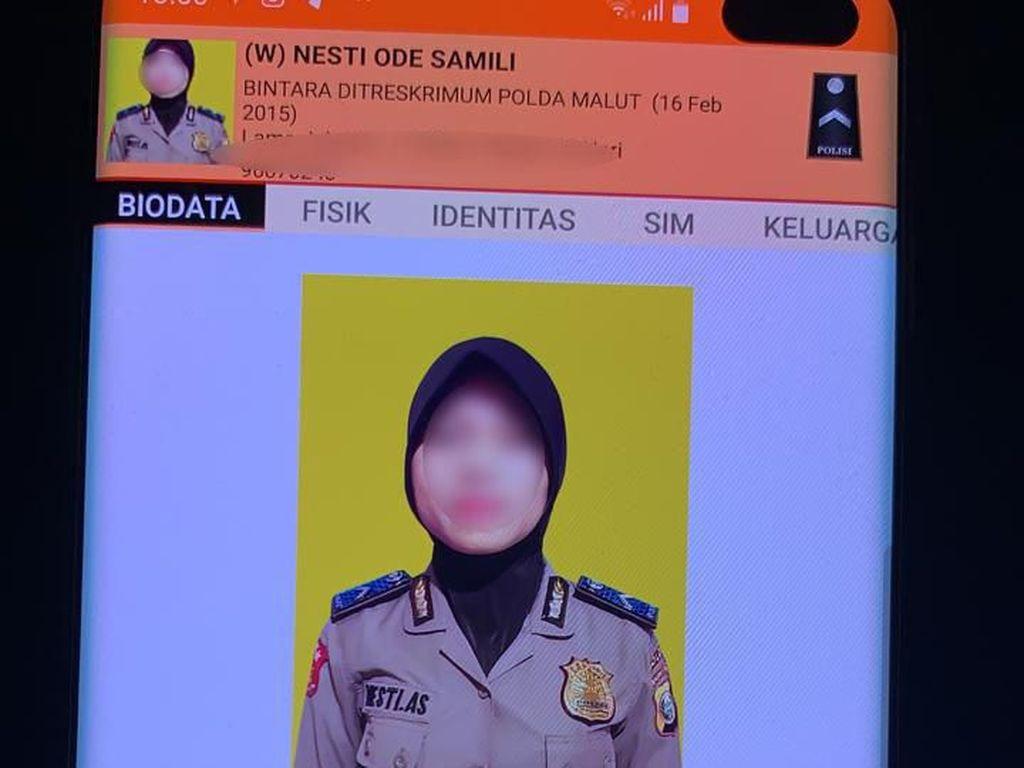 Cerita Polwan Malut yang Ditangkap Diduga Menganut Paham Radikal
