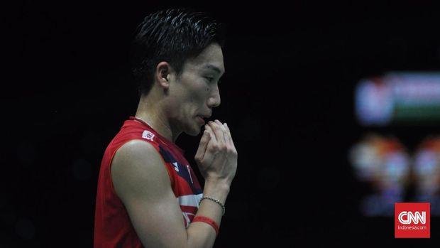Kento Momota juara BWF World Tour Finals 2019. (
