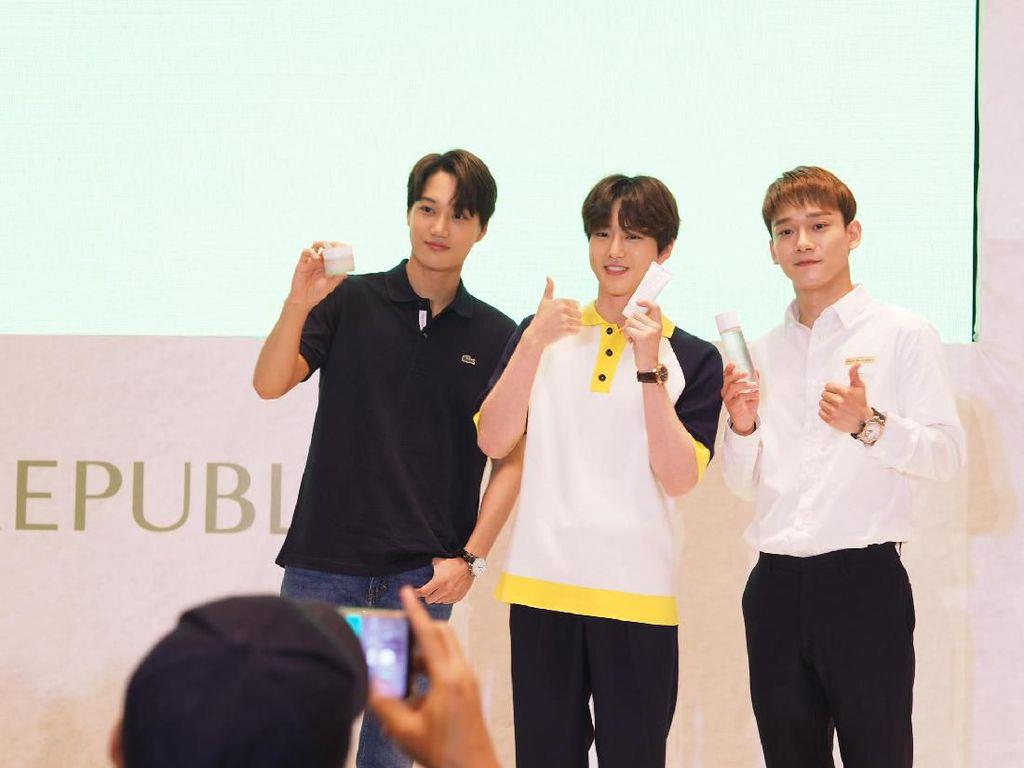 Suho EXO: Tolong Tunggu Comeback Kami!