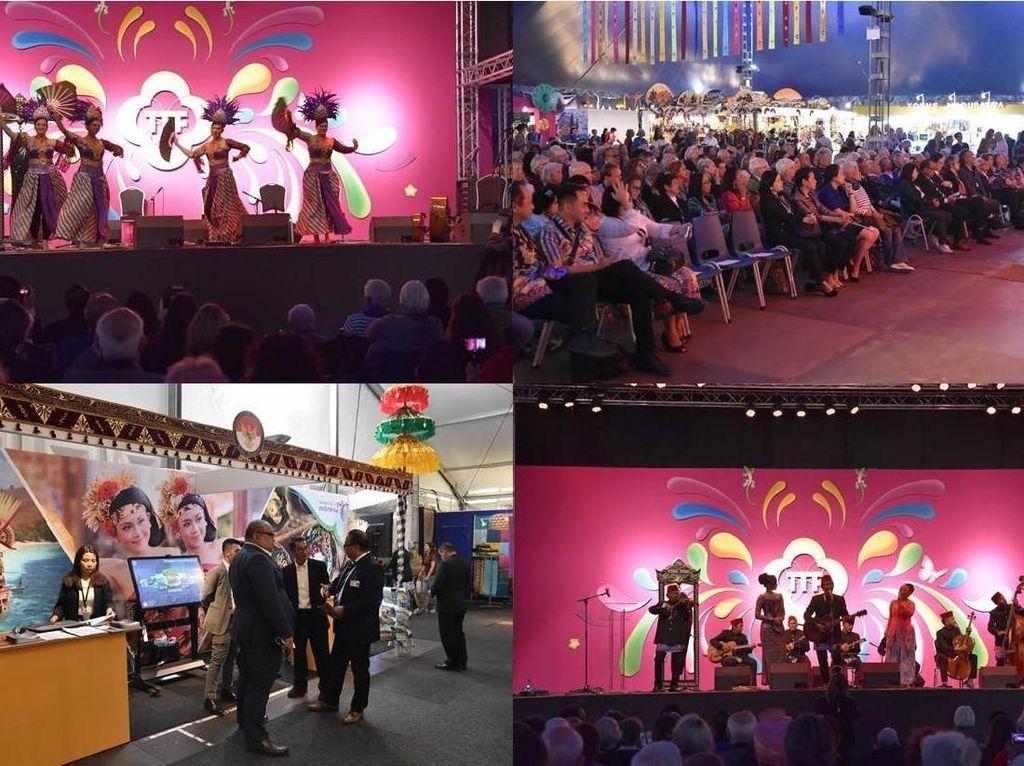 Tong Tong Fair di Belanda Jadi Ajang Tarik Wisman ke Indonesia