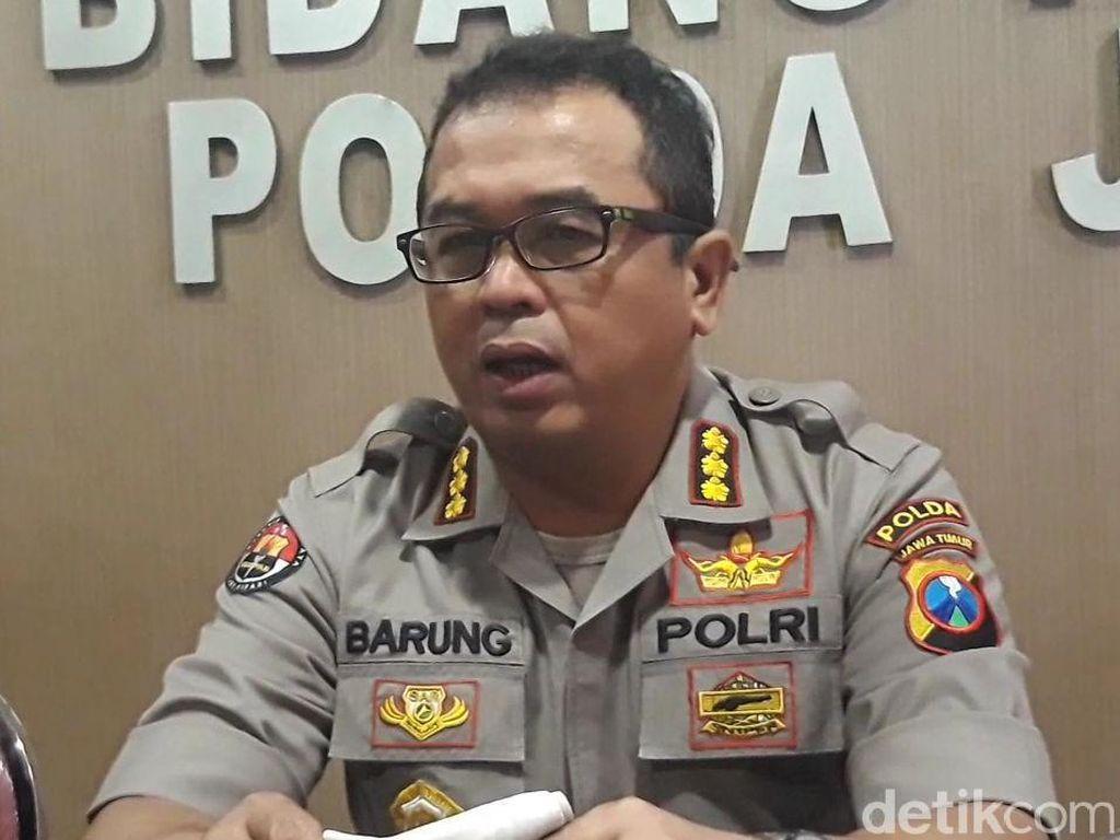 1.200 Personel Polda Jatim Masih BKO di Jakarta