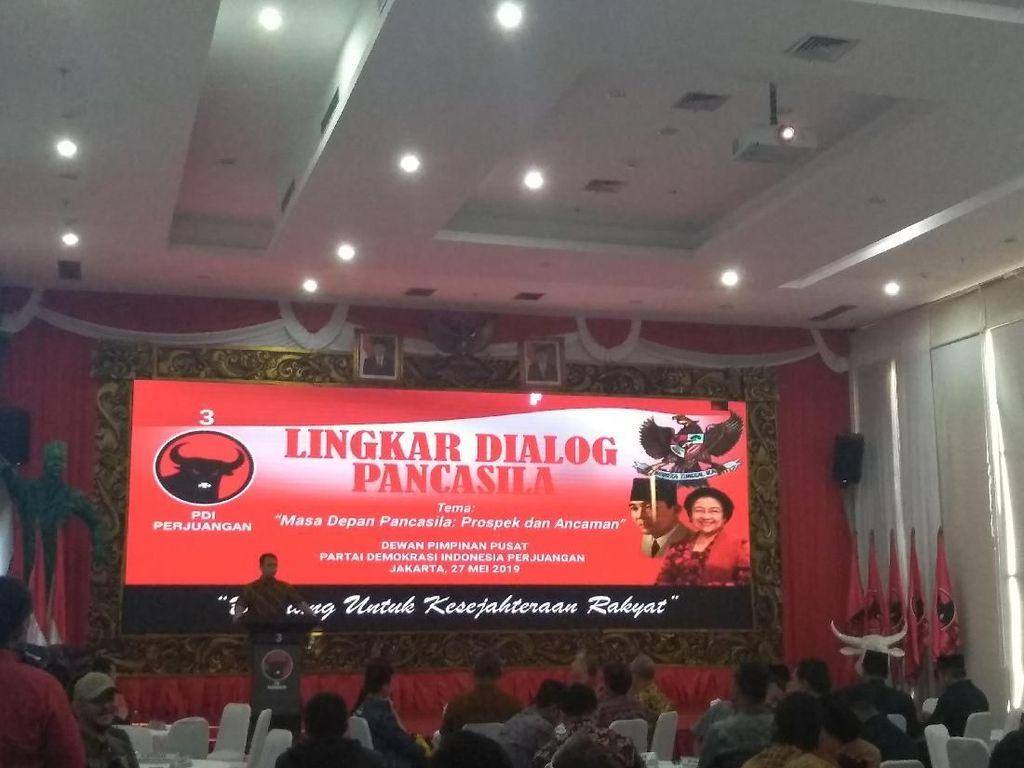 PDIP Singgung Juni Bulan Lahir Pemimpin Bangsa, Bung Karno Hingga Jokowi