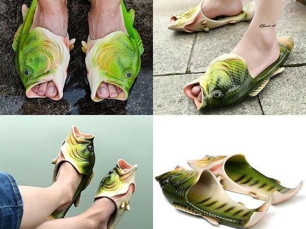 Kumpulan Sepatu Teraneh yang Pernah Dibuat, Bikin Geleng-geleng Kepala