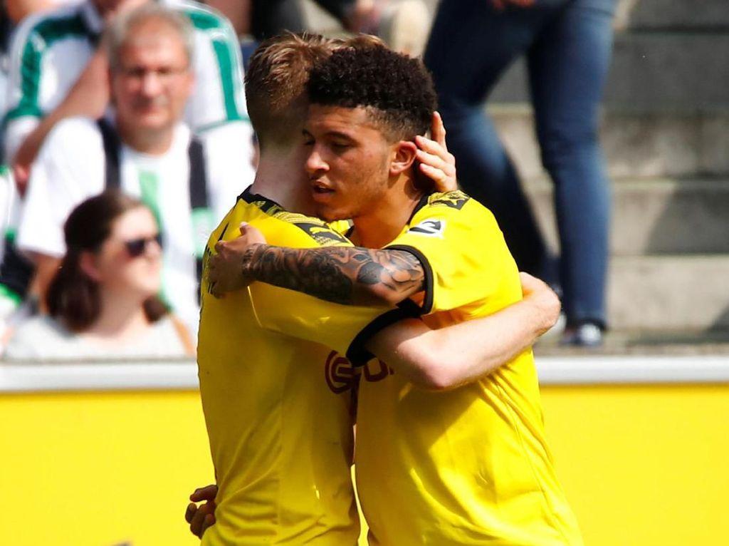 Dortmund: Sancho Tidak Dijual!