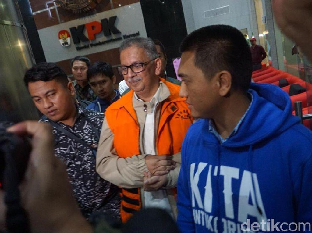 Sofyan Basir Ditahan KPK