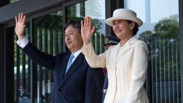 Cegah Penyebaran Corona, Kaisar Jepang Tak Sapa Warga saat Tahun Baru