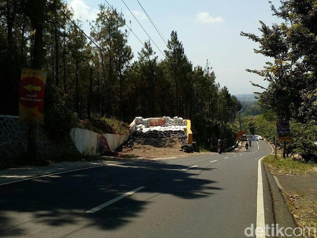 Waspada Titik Rawan Bencana dan Kecelakaan di Jalur Mudik Mojokerto