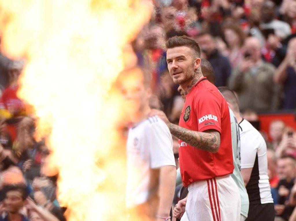 Beckham Tertarik Jadi Pelatih Timnas Inggris