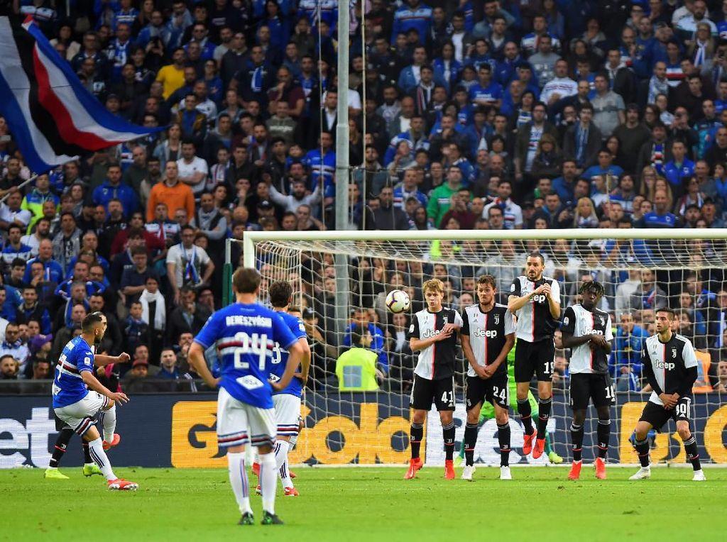 Hasil Liga Italia: Juventus Tutup Musim dengan Kekalahan