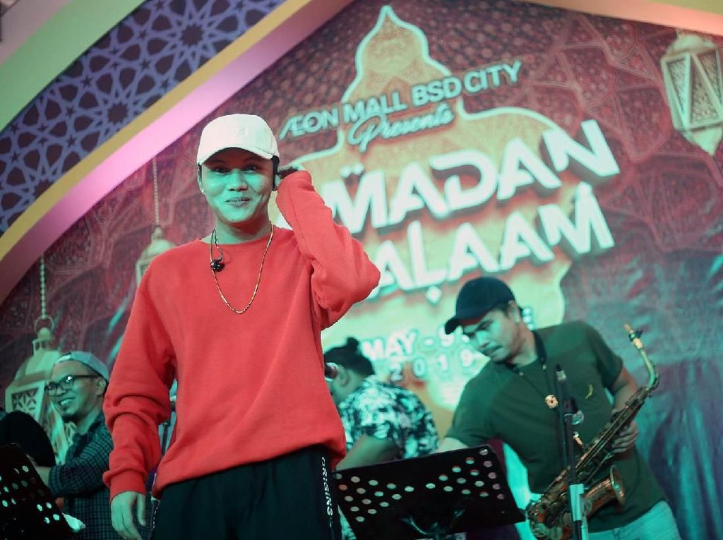 Ramadhan Produktif, Rizky Febian Ajak Penggemar Terus Bermimpi