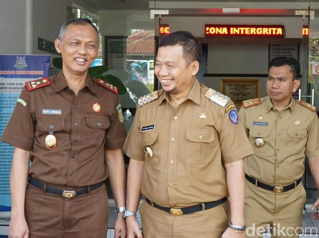 ASN di Makassar Dilarang Terima Parsel dan Bingkisan Lebaran