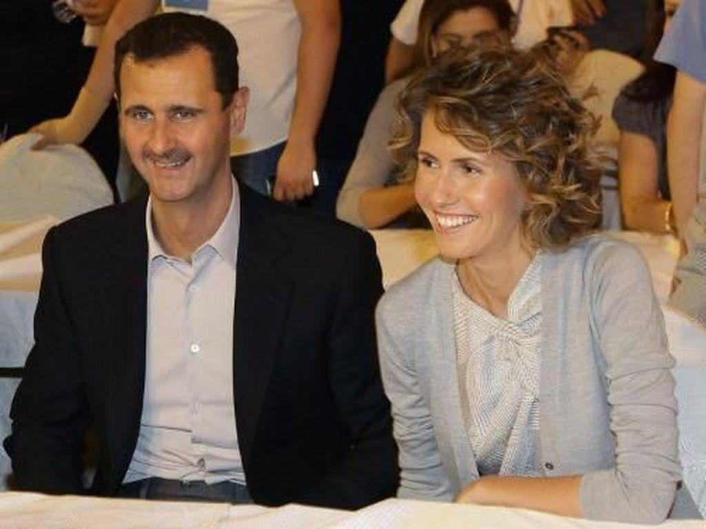 Assad Kembali Menangi Pemilihan Presiden Suriah, Raih 95 Persen Suara