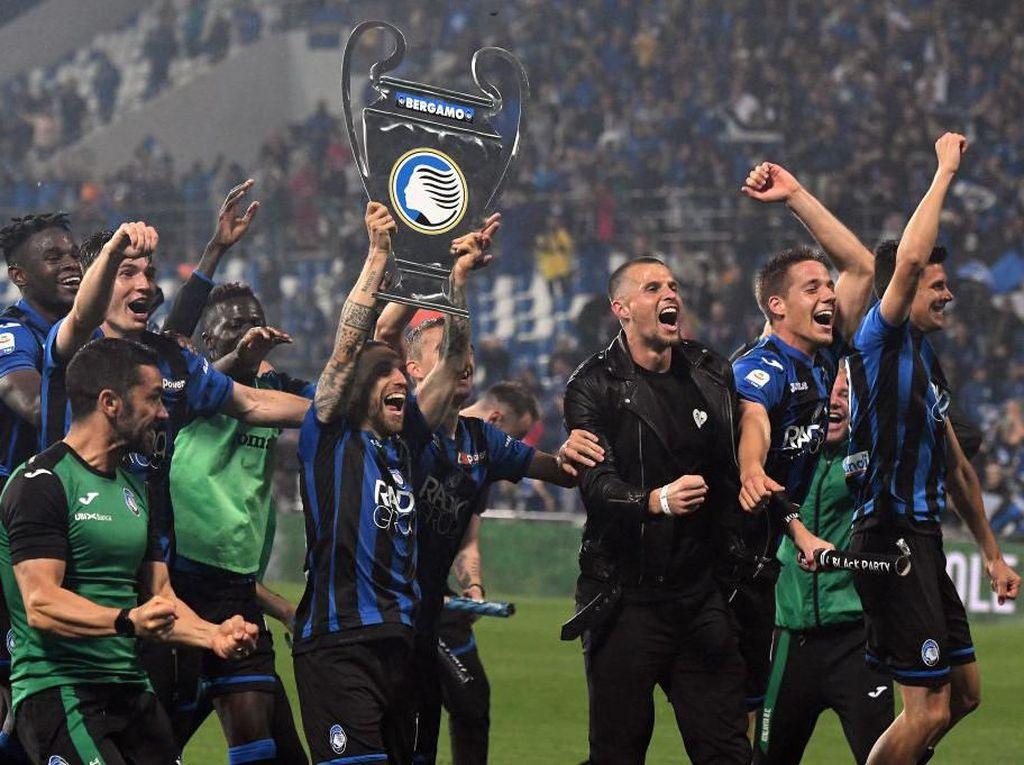 Sejarah Besar Atalanta Lolos ke Liga Champions