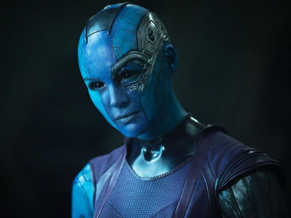 Karen Gillan Bukan Pilihan Pertama untuk Nebula