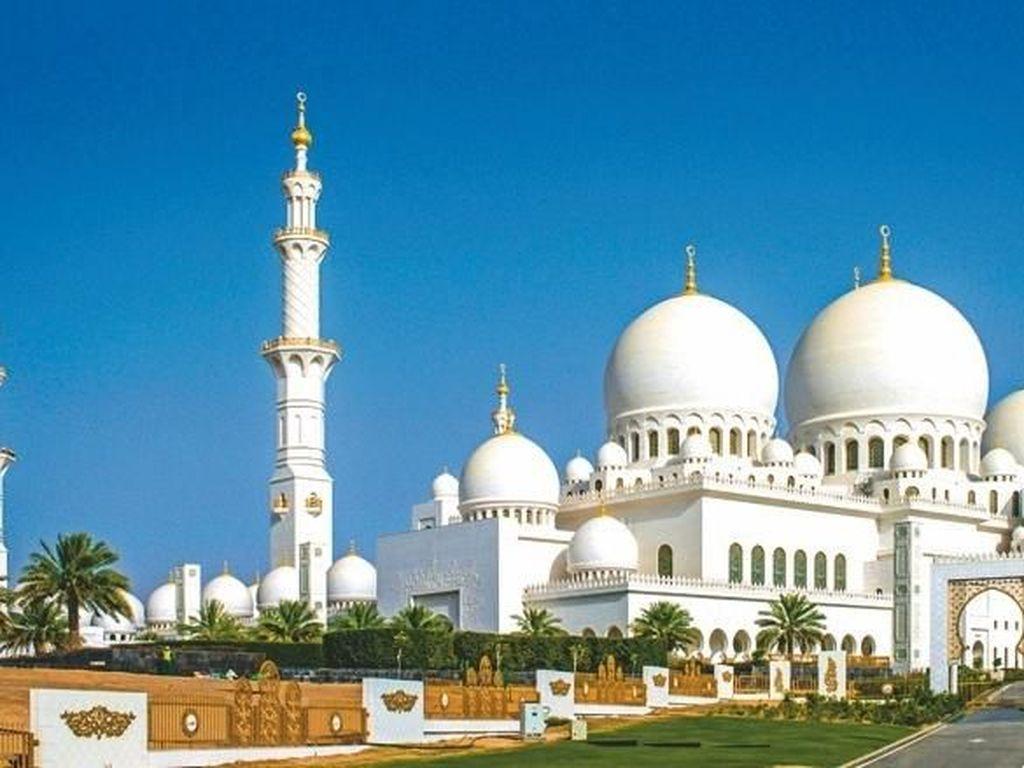 Bakal Ada Masjid Ala Abu Dhabi di Solo