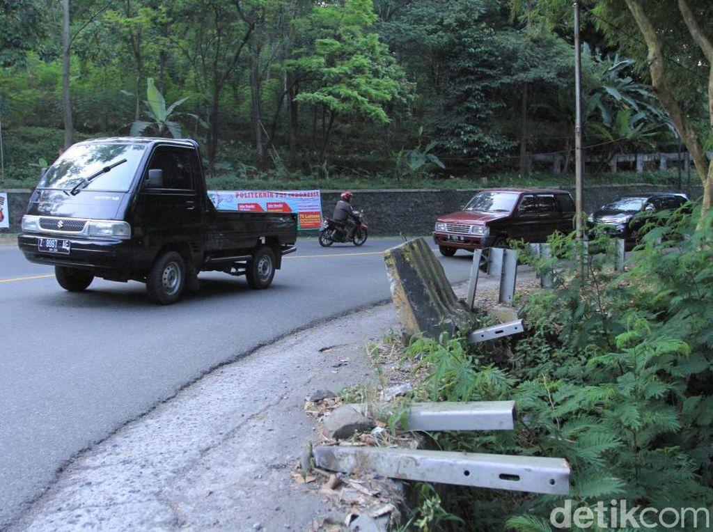 Cisumdawu Dibuka, Polisi Tetap Siaga di Jalur Cadas Pangeran