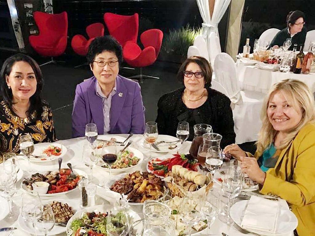 Kowani Ikut Andil Konferensi Perempuan Eropa