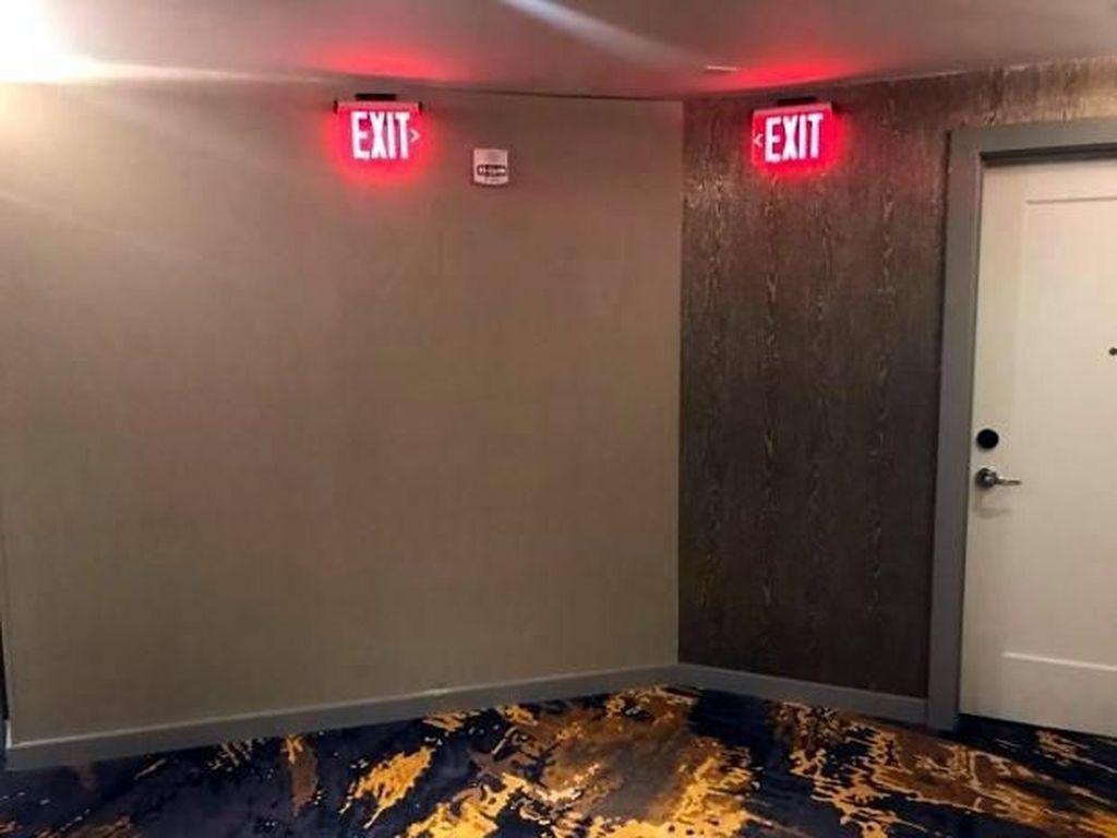 Foto: Kumpulan Hotel Fail yang Bikin Ngakak