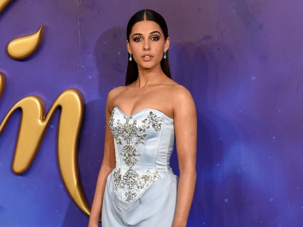 Cerita Naomi Scott Jadi Jasmine di Aladdin