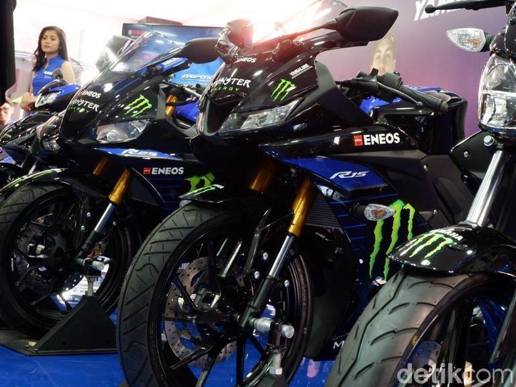 Yamaha Luncurkan Motor Versi Balap 2019, Bisa Dipesan setelah Lebaran