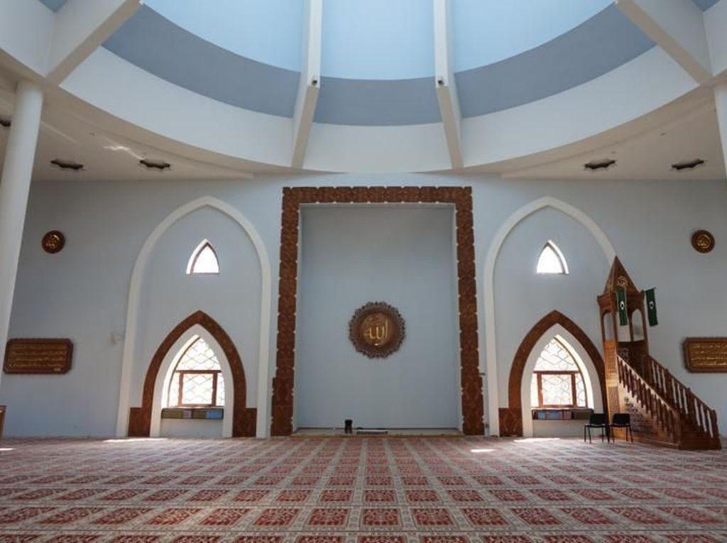 Bukan di Jakarta, Ini Masjid Istiqlal di Bosnia