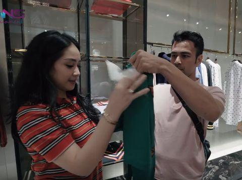 Raffi Ahmad Borong di Butik Gucci, Habiskan Ratusan Juta Rupiah Dalam 10 Menit
