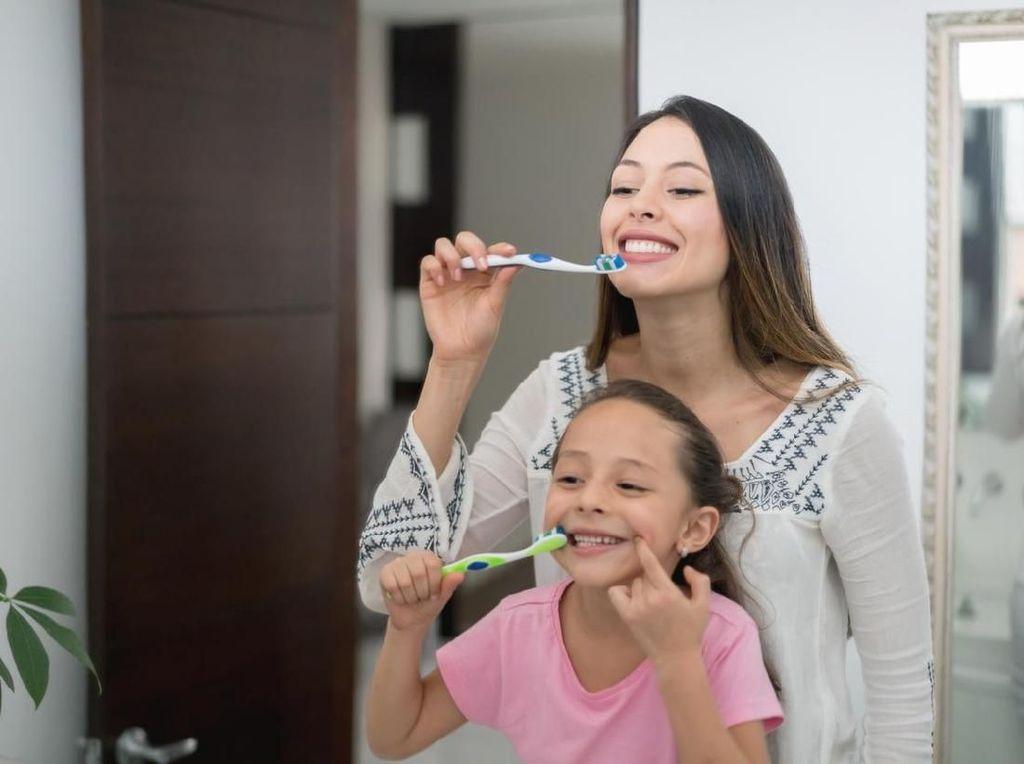 Dari Gusi ke Gigi, Sudah Benarkah Cara Menyikat Gigimu?