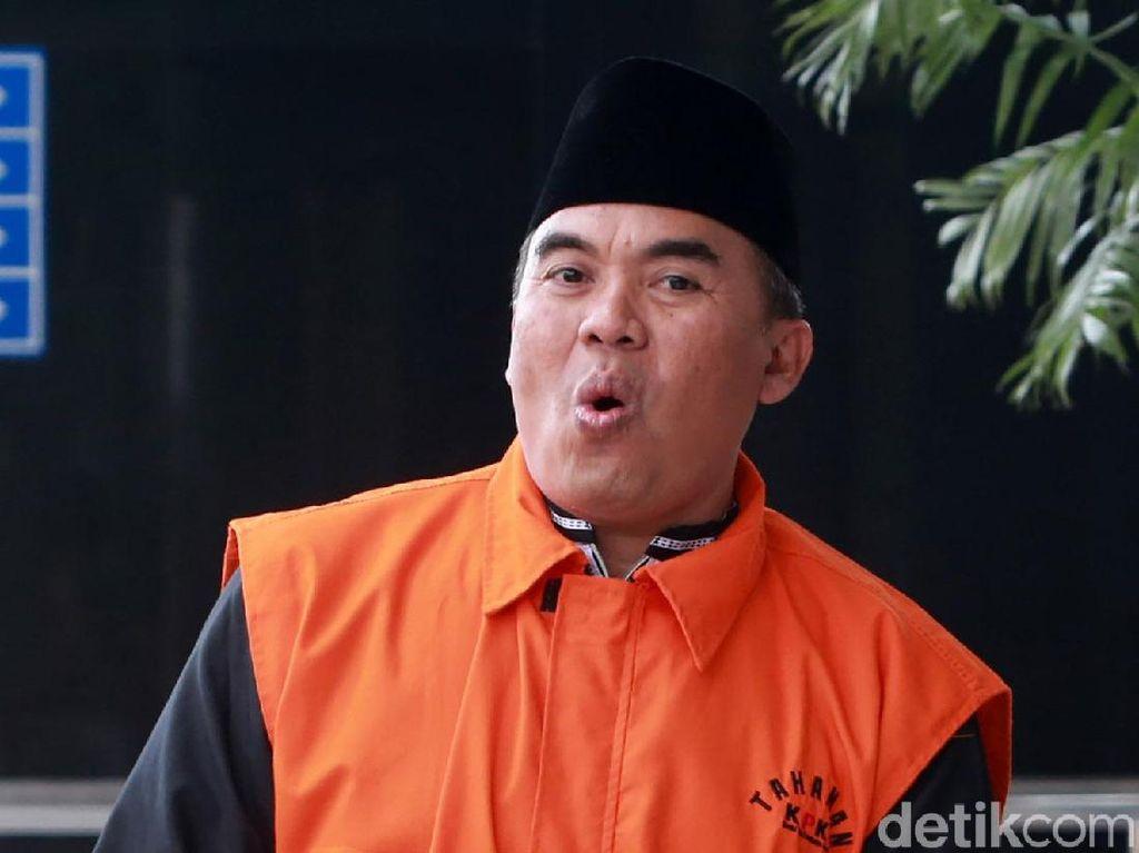 Peran Eks Ketua PN Semarang Disebut di Sidang Suap Bupati Jepara