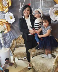 Beratnya Kehamilan Cynthia Lamusu, Miom Hingga Kelahiran Prematur