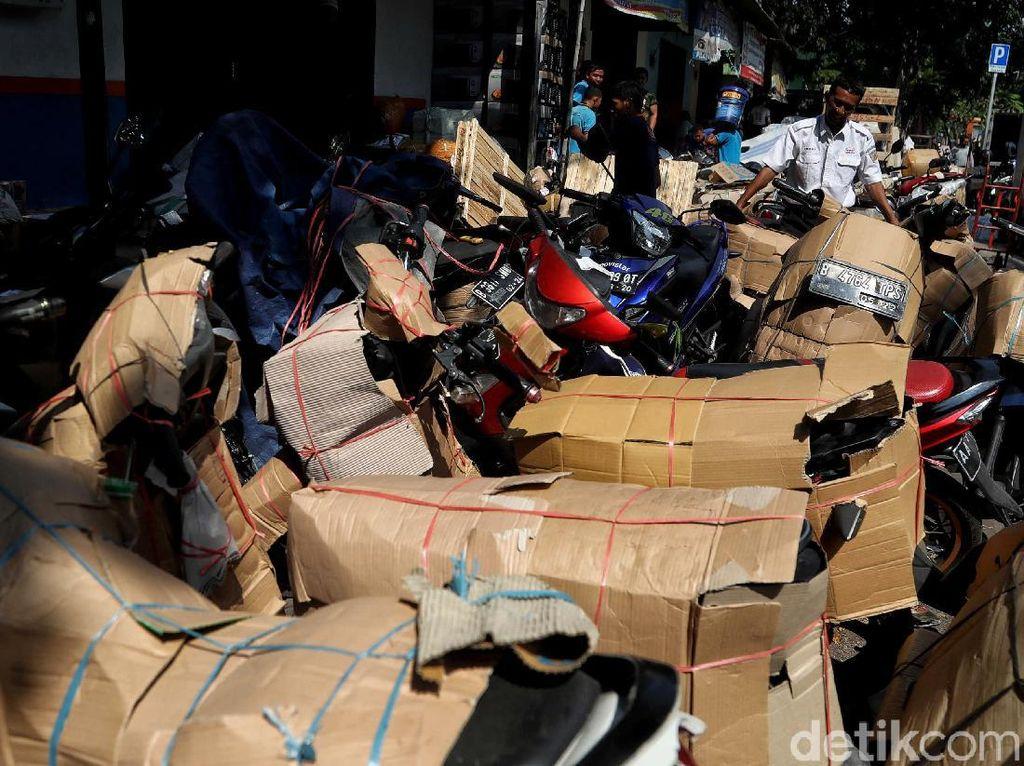 Jasa Pengiriman Paket Sepeda Motor Terus Meningkat