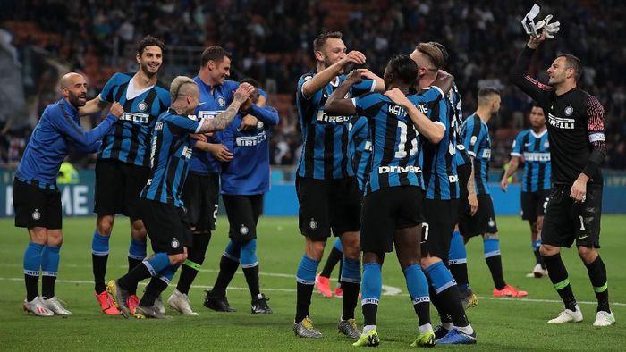 Inter Milan berencana merekrut tiga sampai empat pemain pada bursa transfer musim panas ini (Foto: Emilio Andreoli/Getty Images)