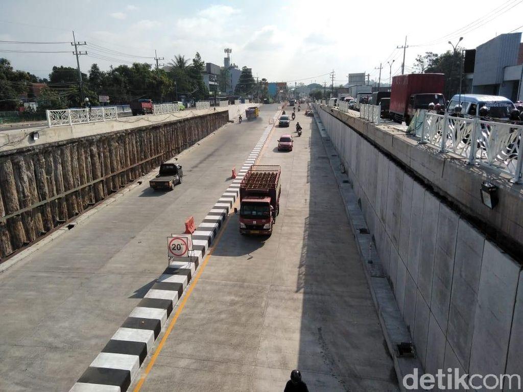 Urai Kepadatan, Underpass Karanglo Malang Dioperasionalkan Besok