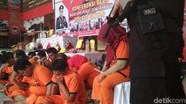 14 Hari Operasi Pekat di Blitar, 165 Kasus Diungkap dengan 200 Tersangka