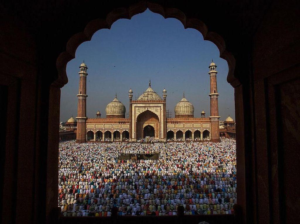 Terpukau Keindahan Arsitektur Masjid-masjid di India
