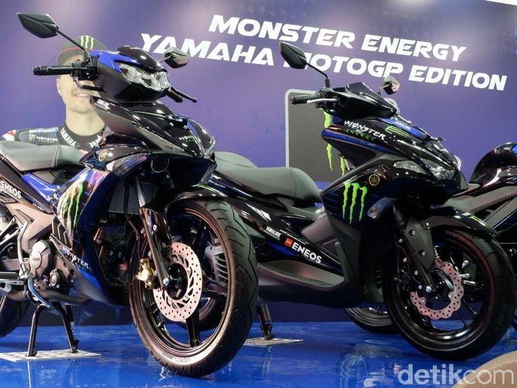 Yamaha Versi Motor Balap 2019 Dijual!