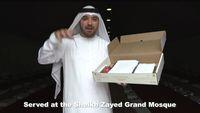 Keren! Masjid Ini Bagikan 30.000 Paket Makanan Gratis Tiap Hari Selama Ramadhan