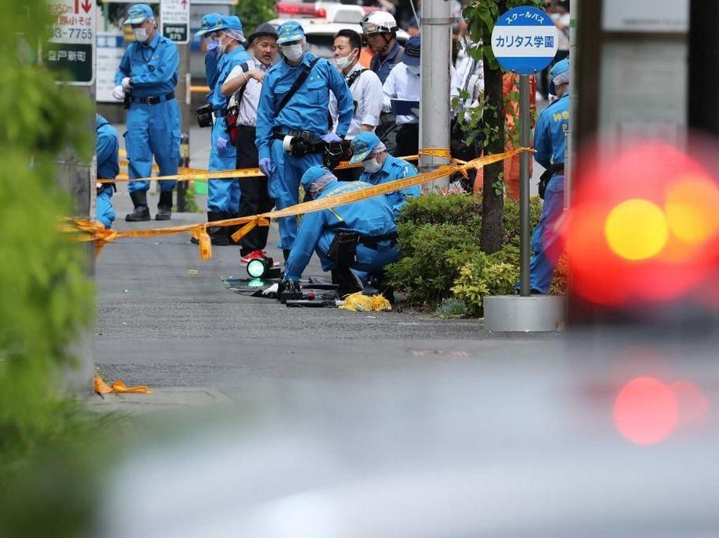 Penikaman Massal di Jepang, Polisi Pastikan Seorang Anak SD Tewas