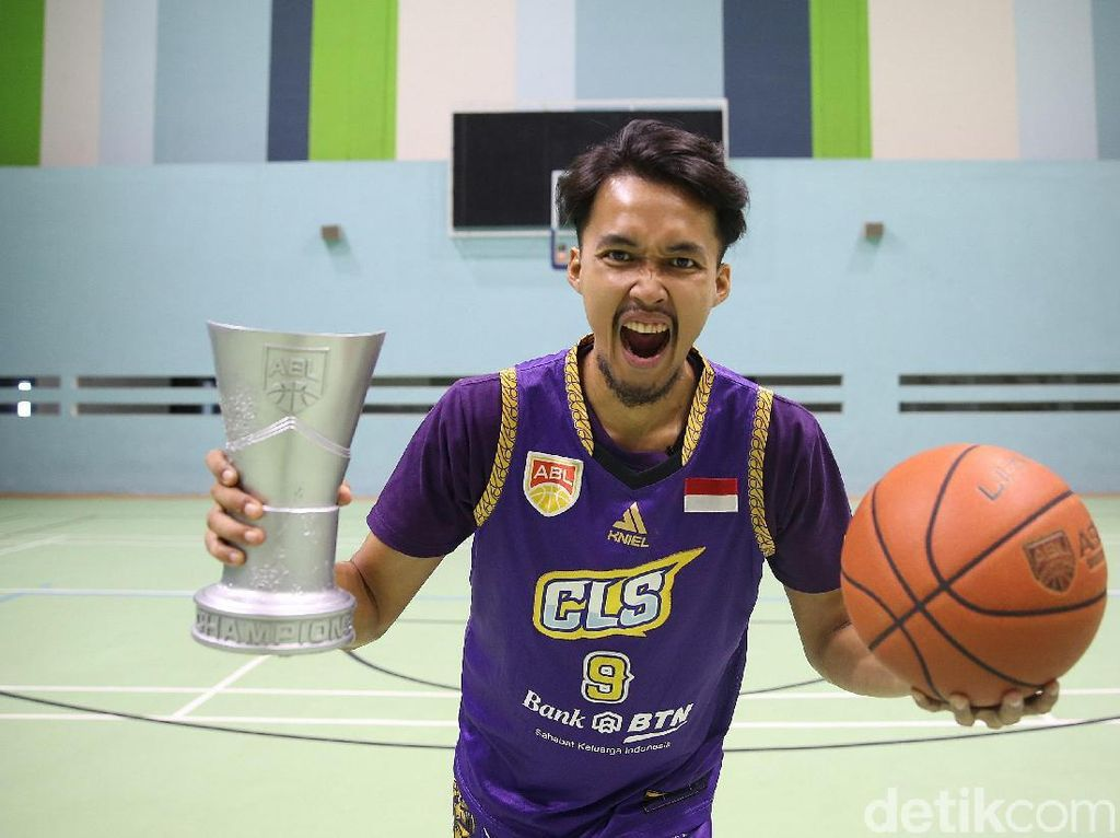 Berbincang dengan Sandy Febiansyakh, Kapten CLS Usai Juara ABL