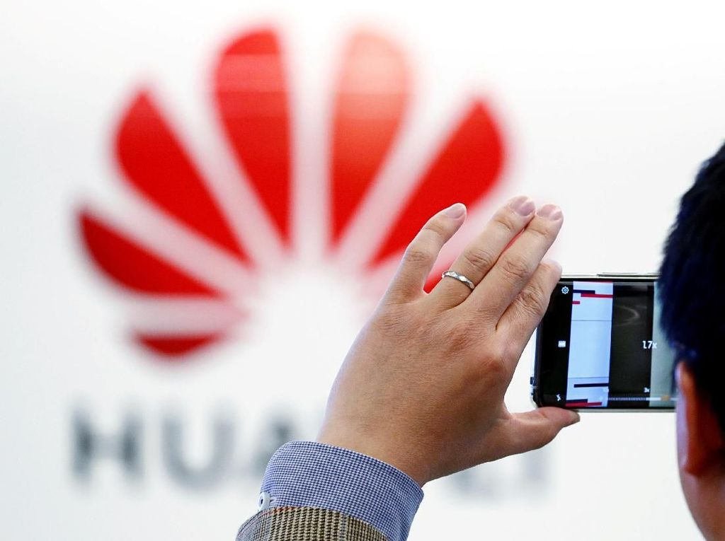 Diserang AS Bertubi-tubi, Huawei Ditegaskan Takkan Mati
