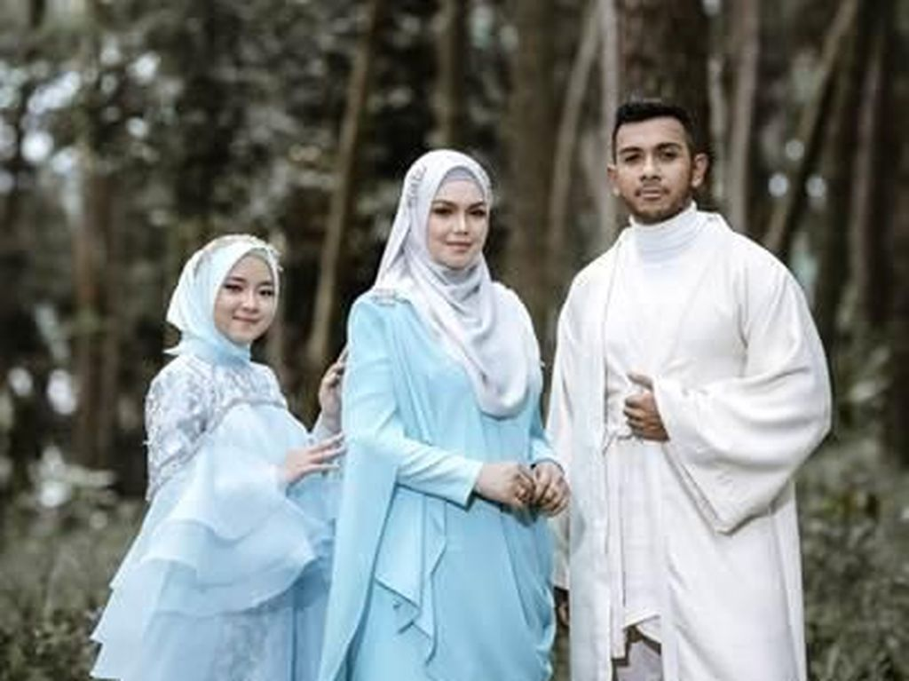 Ikhlas Jadi Kesempatan Nissa Sabyan Kolaborasi dengan Siti Nurhaliza